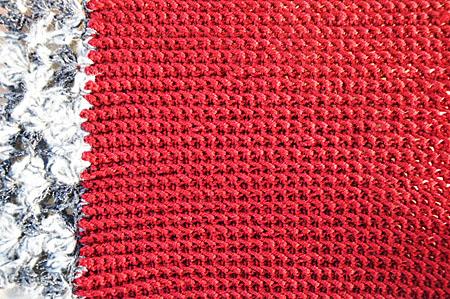 jasse sjaal rood zwart 022